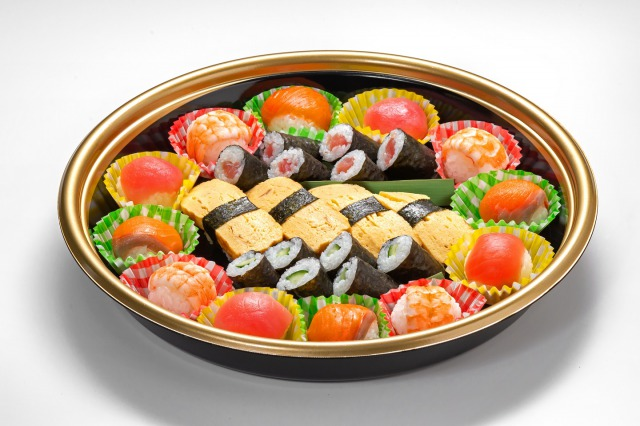 手まり寿司盛り込み